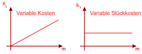 Variable-kosten in Fixe und variable Kosten